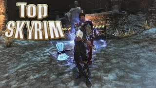 Skyrim mods: Летающий Тор в Скайриме. Thor Ragnarok mod