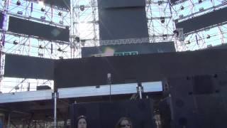 EMF 2014 - Sultan & Ned shepard - Ambiance de ouf