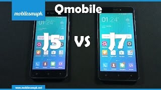 Comparison: Qmobile Noir J5 Vs Qmobile Noir J7 | Gionee P7 Vs Gionee P7 Max