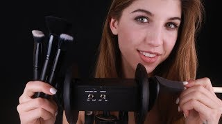 ASMR Ear Brushing & Ear Attention for Those Who Want Tingles ~