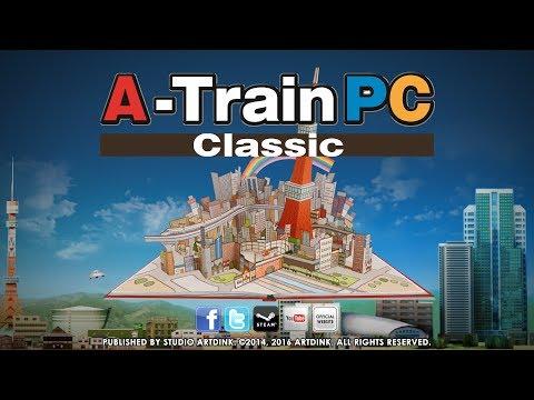 A-Train PC Classic Steam Gift EUROPE - 1