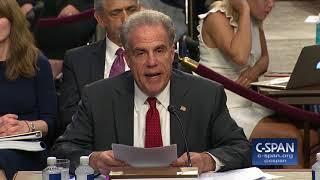 Justice Department Inspector General Horowitz Opening Statement (C-SPAN)