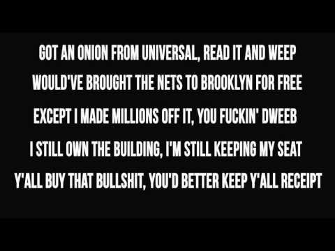 JAY Z — Open Letter — Listen watch and discover music