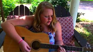 "Taylor Swift ""Breathe""~ Cover by Aubri Soleil (age 12)"