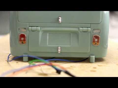 VW T2 Blinker Test