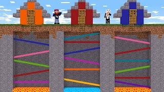 DU DARFST NUR 1x SPRINGEN! (Minecraft)