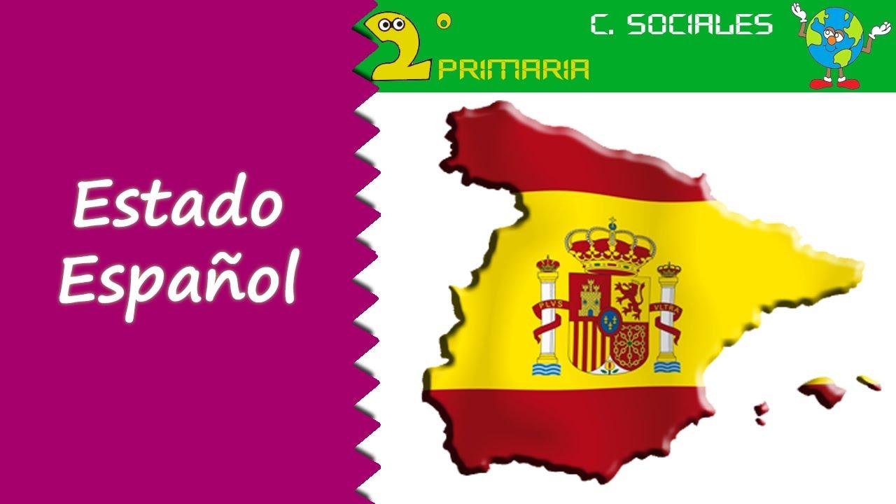 Ciencias Sociales. 2º Primaria. Tema 2. El estado español