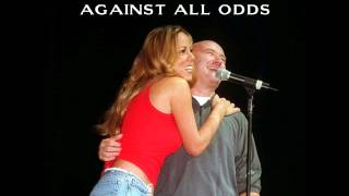AGAINST ALL ODDS - Phil Collins & Mariah Carey (fan made duet)