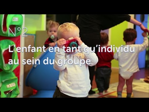 Caméra Crèche : L'enfant, une...