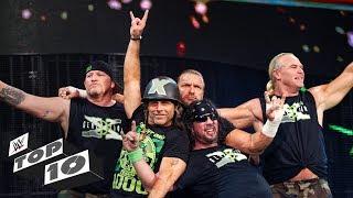 ULTIMA HORA: D-Generation X anunciado como el primer galardonado del Salón de la Fama de WWE 2019