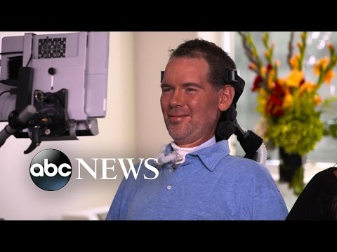 Former NFL Player Steve Gleason's Emotional Battle with ALS, Being a Dad