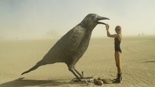 VLOG :Самый дикий фестиваль в мире. Жизнь после апокалипсиса. Burning man 2016