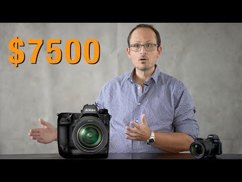 Nikon Z9 - The Best Mirrorless Camera Ever