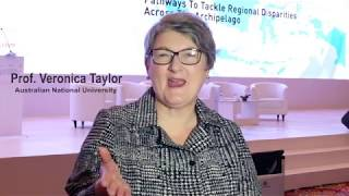 #IDF2018 Interview: Prof Veronica Taylor - Australian National University