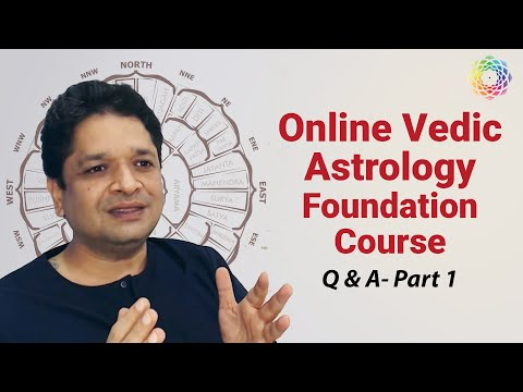 KB on Online Vedic Astrology Foundation Course | Mahavastu - Vastu Shastra