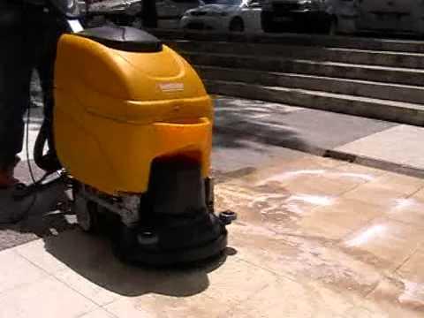 Powerwash SC2A Yer Yıkama ve Temizlik Makinası Kurulum Videosu