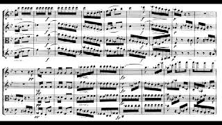 Beethoven: String Quartet no. 7 in F major, op. 59 no. 1