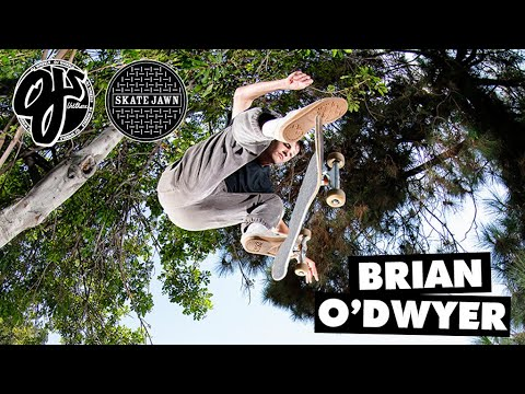 Brian O'Dywer   Skate Jawn x OJ Wheels