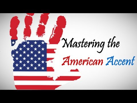 American Accent Training Part 01 - British Accent | Free English ESL ...