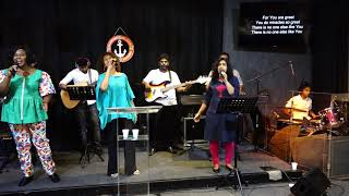 You deserve the glory (Live Worship) | Anchorage Church