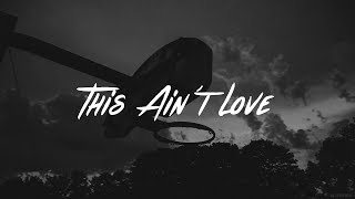 Andy Grammer - This Ain't Love