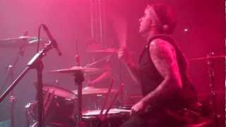 Dive With HALESTORM - Take You There - Drum Cam At Xfinity Live!