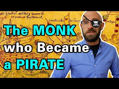From Sorcerer to Clergyman to Pirate to Admiral: The Remarkable Life of Eustace The Monk
