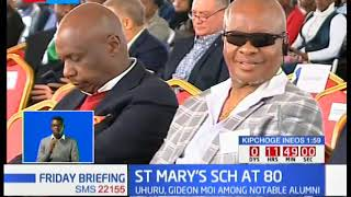 St Mary's School at 80: President Uhuru, Gideon Moi among notable alumni