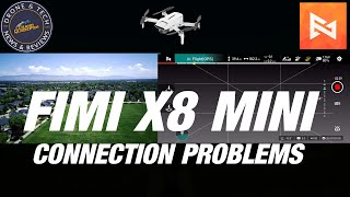 Fimi X8 Mini Does Wireless Or WiFi Off Make A Difference? Airplane Mode?