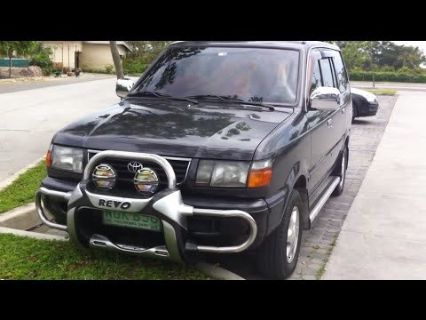 1998 Toyota Revo Review (Start Up, In Depth Tour, Exhaust, Engine)