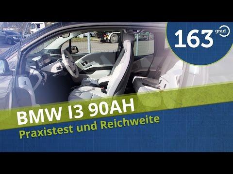 BMW i3 94Ah Range Extender | Test | Reichweite | Aufladen | Ausstattung |  Review 4k