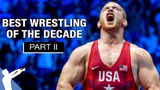 Best 5 Wrestling Moments Since 2010   Part II