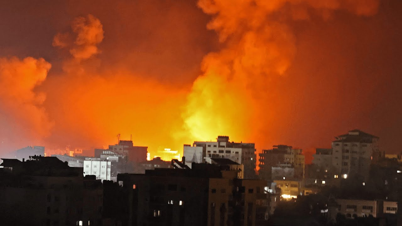 Israel destroys Hamas leader's home in 'single deadliest attack' on Gaza since operation began - The Telegraph