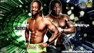 Kofi Kingston & R-Truth 1st Custom WWE Theme Song - 'U Suck+SOS' (Mix) [High Quality+Download Link]