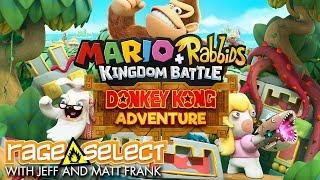 Mario + Rabbids: Kingdom Battle - Donkey Kong Adventure (Let's Play)