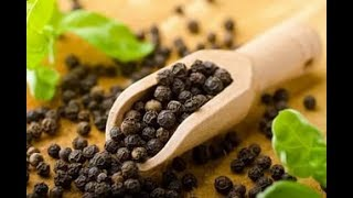 Смотреть онлайн Раскрываем аромат черного перца горошком