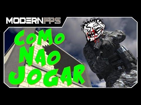 Como NГЈo Jogar (Modern FPS)