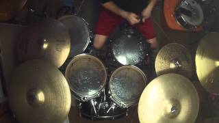 Chris August~Unashamed Of You~ Drum Cover