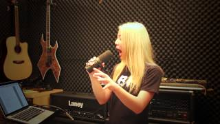 Arch Enemy-You Will Know My Name Vocal Cover by Yvonne Yang