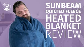 Sunbeam Heated Blanket Review - Affordable Warmth?