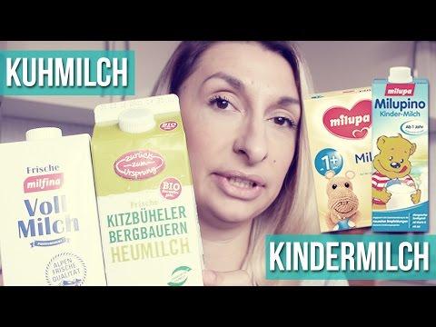 Kuhmilch ab Babys 1. Jahr? – Kuhmilch vs. Kindermilch   💎 Diana Diamanta 💎