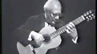 Andres Segovia - Purcell 5 Pieces