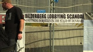 Secretive Bilderberg group holds meeting in Copenhagen