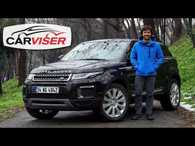 Videouttalande av Range Rover Evoque Engelska