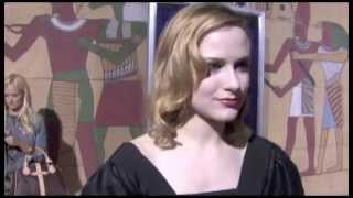 Evan Rachel Wood Interview - Across the Universe