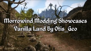 Morrowind Modding Showcases - Vanilla Land