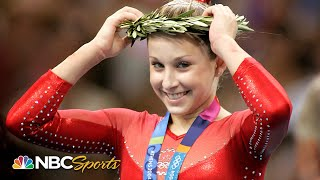 Carly Patterson starts all-around American dynasty in Athens I NBC Sports