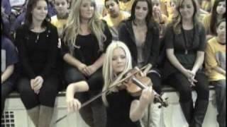 """Celtic Woman & PS22 Chorus """"You Raise Me Up"""" (Acoustic version)"""