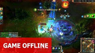 Hướng dẫn quay video game Liên Minh Huyền Thoại