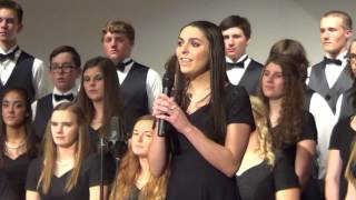 1000 Beautiful Things- CHS Chorale feat. Brenna Carr